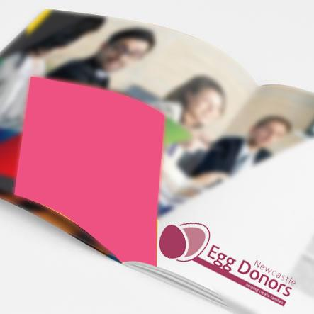 Newcastle Egg Donors brochure